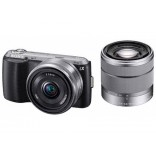 16.2 Mega Pixel Camera with SEL16F28 and SEL1855 lenses -NEX-C3D/B