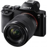 a7 Full Frame Mirrorless Camera w/ 28-70mm full frame lens ILCE-7K (Free 8GB + Bag)