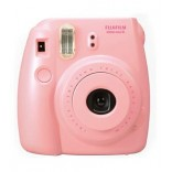 Fuji Instax Mini 8 Polaroid Camera Pink