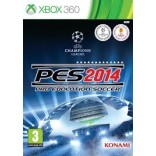 Pro Evolution Soccer 2014 Xbox360 Game