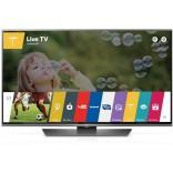 LG 43 Inch Full HD Smart LED TV - 43LF630T