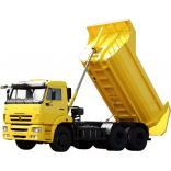 Dump truck 6 Wheel For  Rent