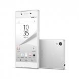 Sony Xperia Z5, Dual Sim ,LTE,Camera 23 MP ,  WHITE